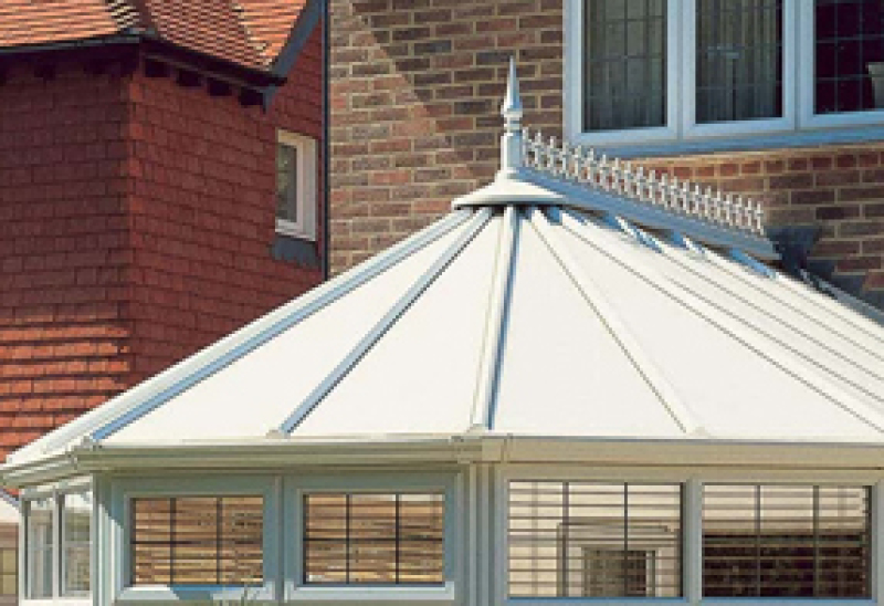 Plymouth Conservatory Roofs Home
