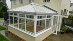 Polycarbate Roof Conservatory Roof in plymouth