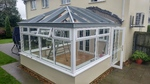 Conservatory GRP ring beam installation in plymouth