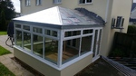 Celotex Installation on conservatory in plymouth