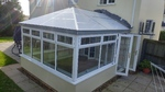 Leka Insulation Boards installed on conservatory Plymouth